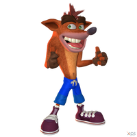 Crash Bandicoot (NST) - Crash Bandicoot by MrUncleBingo