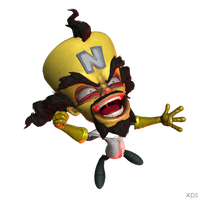 Crash Bandicoot (NST) - Dr. Neo Cortex by MrUncleBingo