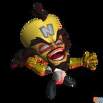 Crash Bandicoot (NST) - Dr. Neo Cortex