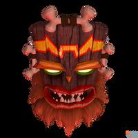 Crash Bandicoot (NST) - Uka Uka by MrUncleBingo