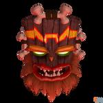 Crash Bandicoot (NST) - Uka Uka