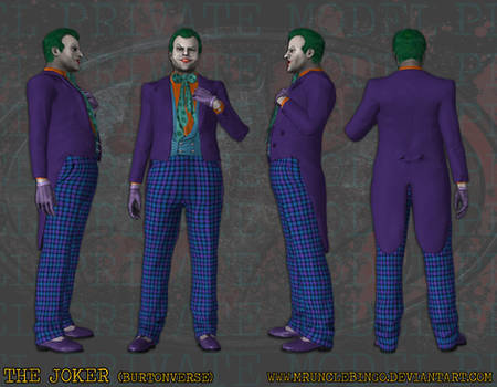 The Joker (Burtonverse) - 200 Bicentenary
