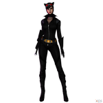 DC Unchained - Catwoman by MrUncleBingo