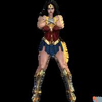 DC Unchained - Wonder Woman by MrUncleBingo