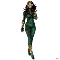 DC Unchained - Mera