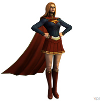 DC Unchained - Supergirl