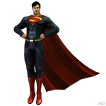 DC Unchained - Superman