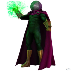 Marvel Future Fight - Mysterio by MrUncleBingo