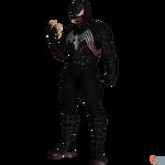 Venom (Spider-Man 3) by MrUncleBingo