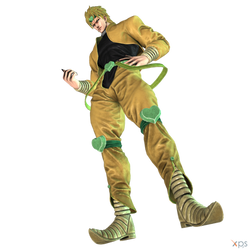 Jump Force - Dio Brando by MrUncleBingo