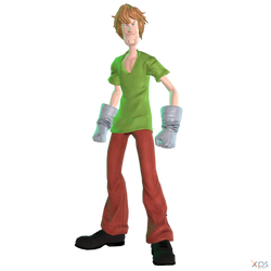 Jump Force - Shaggy by MrUncleBingo