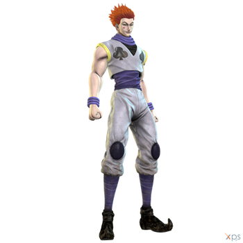 Jump Force - Hisoka Morow by MrUncleBingo