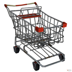 Fortnite - Shopping Cart by MrUncleBingo