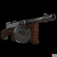Fortnite - Drum Gun