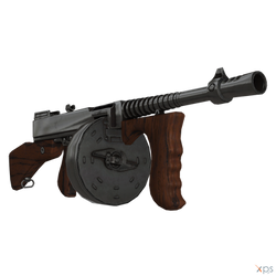 Fortnite - Drum Gun by MrUncleBingo