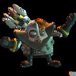 Crash Bandicoot (NST) - N. Gin by MrUncleBingo