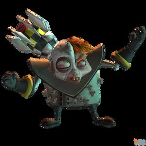 Crash Bandicoot (NST) - N. Gin
