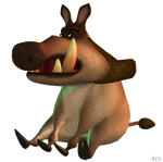 Crash Bandicoot (NST) - Hog Wild
