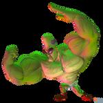 Crash Bandicoot (NST) - Dr. Nitrus Brio (JOJO)