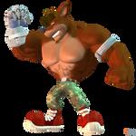 Crash Team Racing (NF) - Crunch Bandicoot