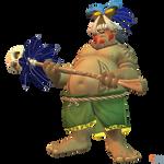 Crash Bandicoot (NST) - Papu Papu by MrUncleBingo