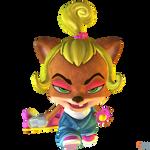 Crash Team Racing (NF) - Baby Coco by MrUncleBingo