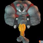 Crash Bandicoot (NST) - Koala Kong