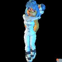 Crash Team Racing (NF) - Megumi