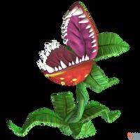 Crash Bandicoot (NST) - The Plant