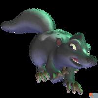 Crash Bandicoot (NST) - The Skunk