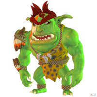 Crash Team Racing (NF) - Zem (Prehistoric)