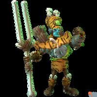 Crash Team Racing (NF) - N. Tropy (Prehistoric)