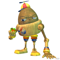Crash Team Racing (NF) - N. Trance (Toy)