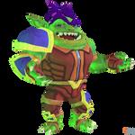 Crash Team Racing (NF) - Zem