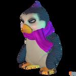 Crash Team Racing (NF) - Penta Penguin