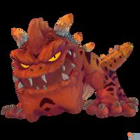 Crash Team Racing (NF) - Zam (Devil)