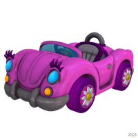 Crash Team Racing (NF) - Nostalginator Kart