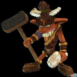 Crash Team Racing (NF) - Fake Crash (Prehistoric)