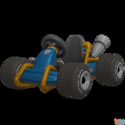 Crash Team Racing (NF) - Kart