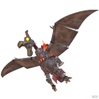 Spyro (Reignited Trilogy) - Giant Robotic Bird