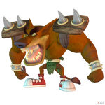 Crash Team Racing (NF) - Tiny Tiger (CB2)