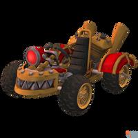 Crash Team Racing (NF) - Team Cortex Kart