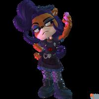 Crash Team Racing (NF) - Coco Bandicoot (Emo)