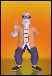 Dragon Ball Z: Kakarot - Roshi (Suit 01)