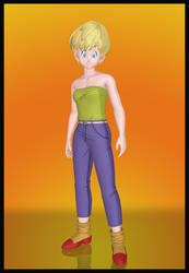 Dragon Ball Z: Kakarot - Erasa