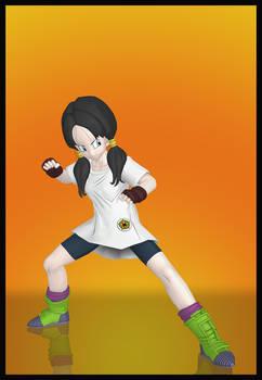 Dragon Ball Z: Kakarot - Videl (Suit 01)