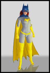 BAK - Batgirl (Classic)