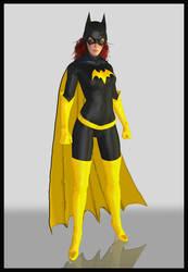 BAK - Batgirl (TNBA)