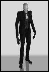 Slenderman (2020) by MrUncleBingo
