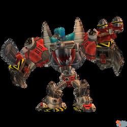 Crash Twinsanity - Mecha Bandicoot